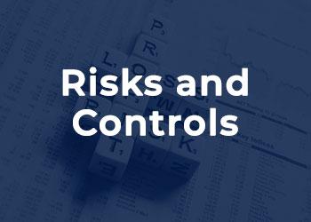 Risks and Controls
